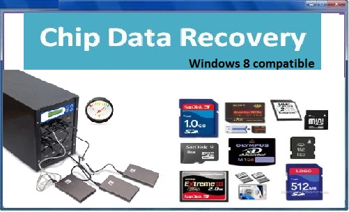 Most efficient Chip Data Recovery software