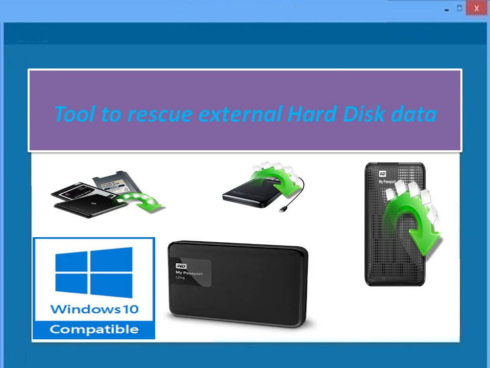 Best tool to recover deleted hard drive data